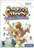 Harvest Moon: Animal Parade (Nintendo Wii)